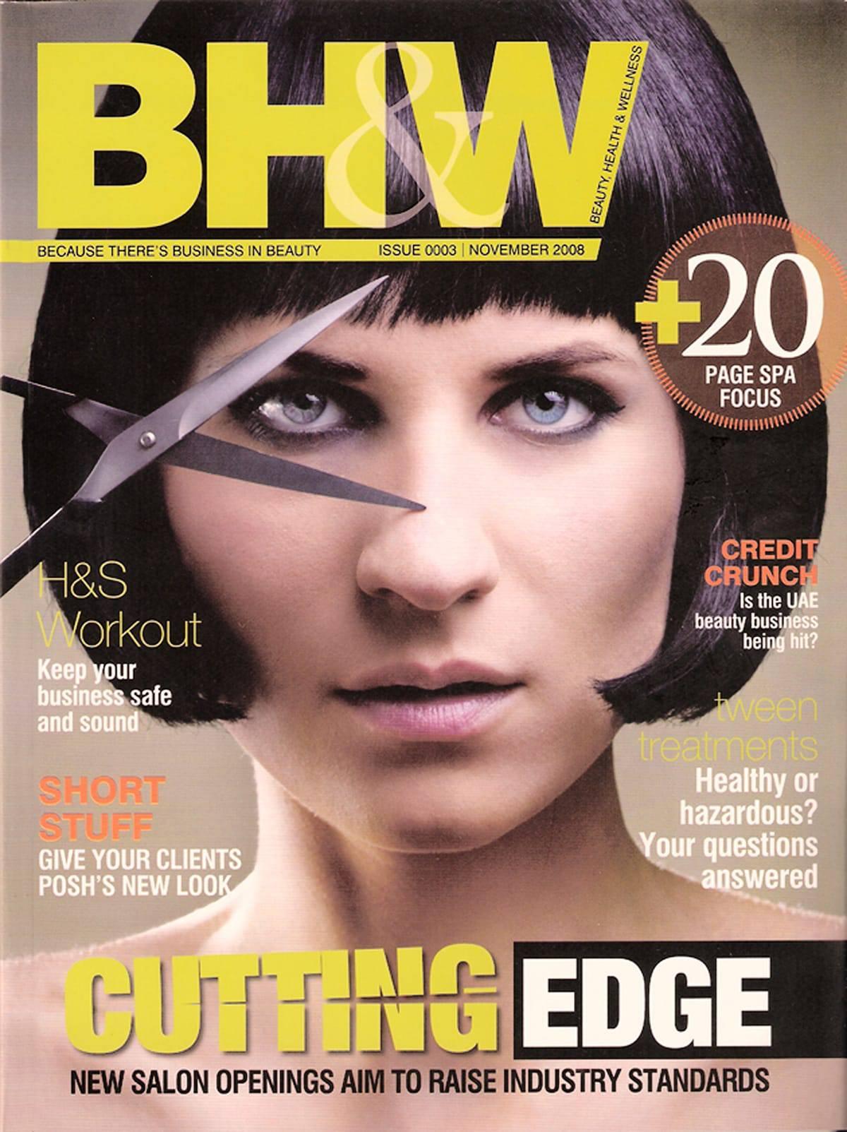 BHW Nov 08 Cover