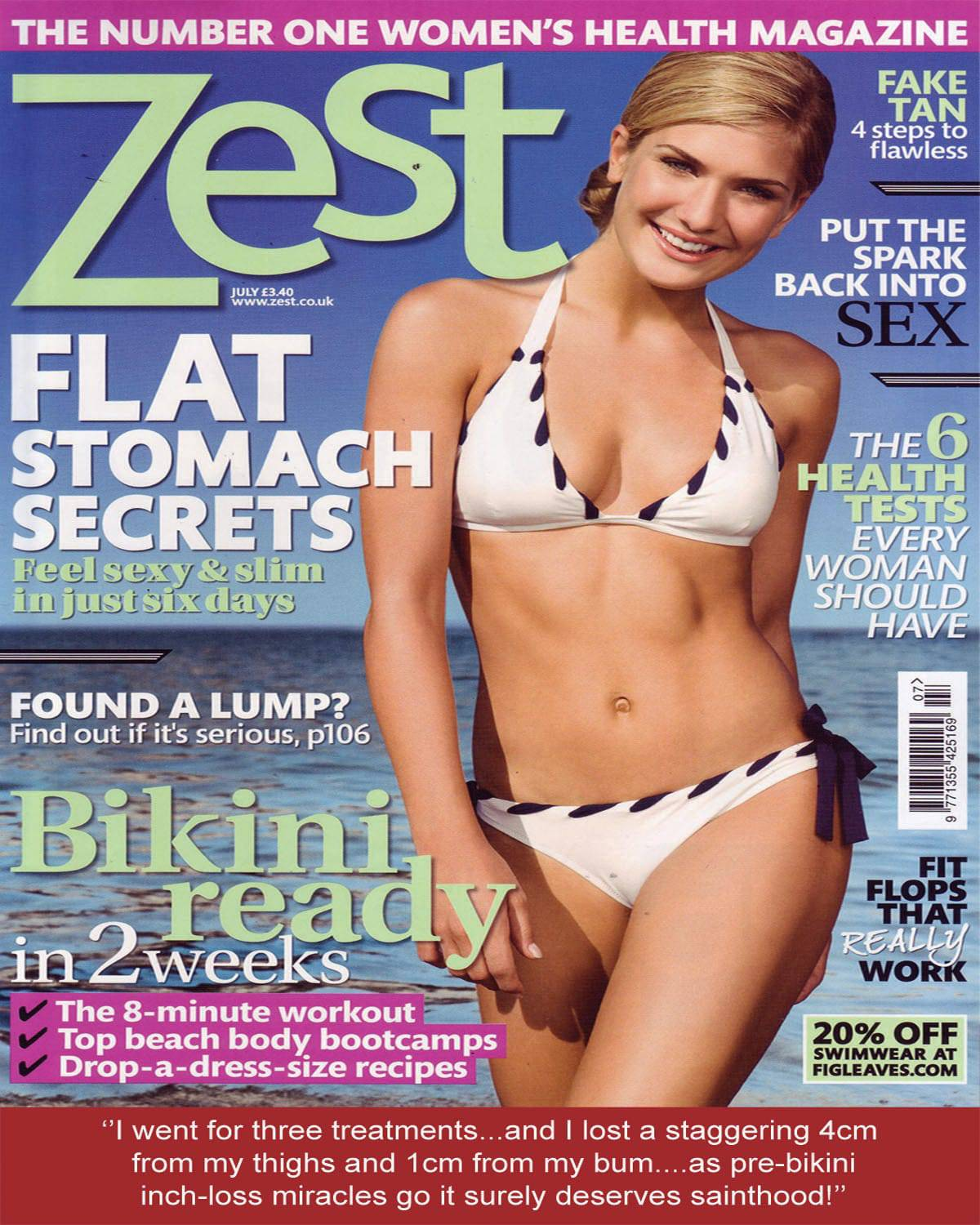 Zest 2 cover