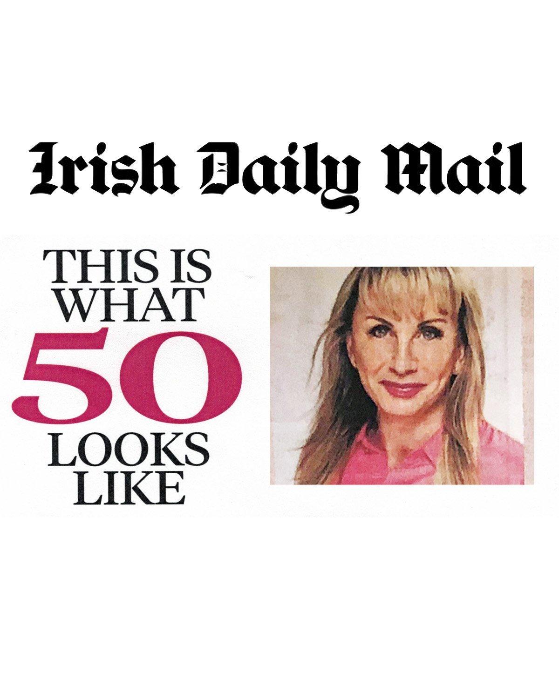 Irish Daily Mail cover