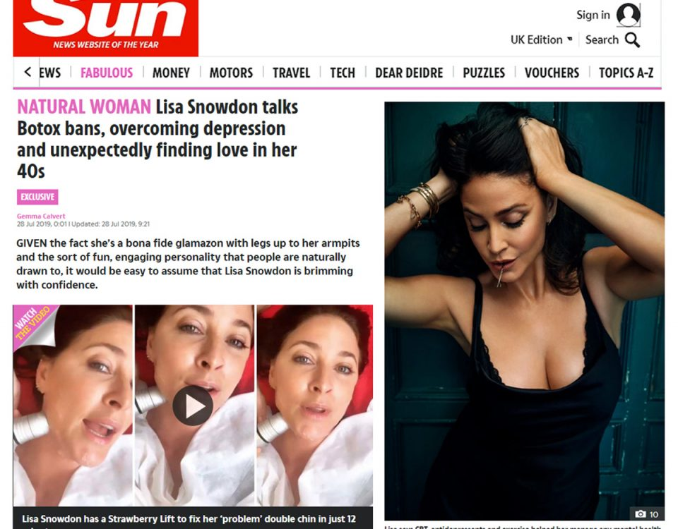 National Press Articles | Celebrities | Strawberry Laser