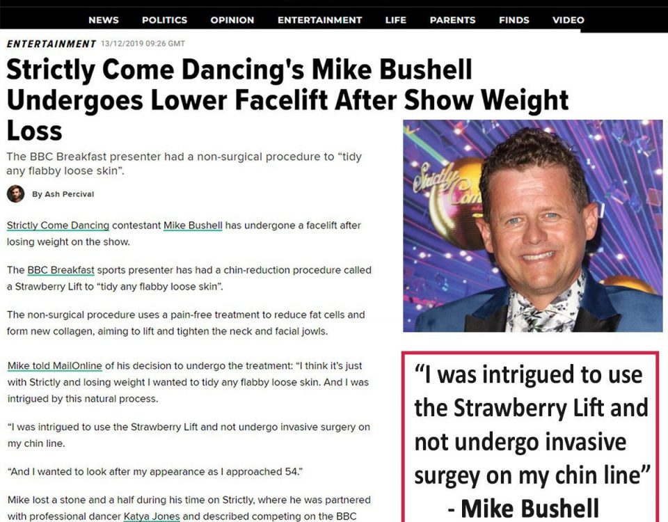 Huff Post Mike Bushell article