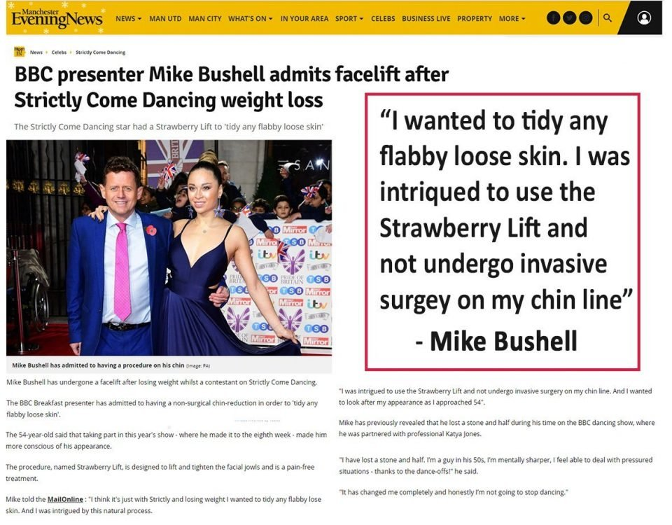 Manchester post Mike Bushell article