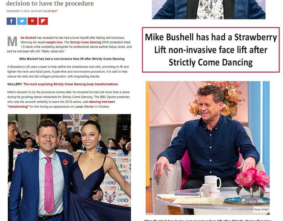 Mike bushell HELLO